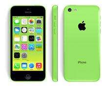 GREEN FACTORY UNLOCKED 32GB APPLE IPHONE 5C SMART PHONE W496