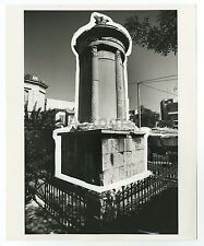 Greek History - Temple of Lysicrates - Vintage 8x10 Photograph by Scott Chelius