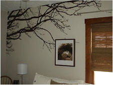 """Black """" Branches"""" Vinyl Wall Sticker Decoration Best For Home Living Room"""