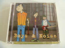 BOYS & NOISE MEDIA MUSIC  RARE LIBRARY SOUNDS MUSIC CD