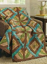 Southwest Stripes Quilt Pattern Pieced RS