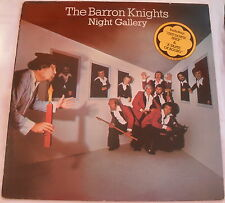 "The Barron Knights - Night Gallery - 12""LP - Epic 83221"
