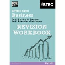 BTEC First in Business Revision Workbook,