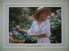 Carte Postale Double   DAVID  HAMILTON   Postcard   Femme  Woman