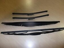 Mini Cooper Clubman R55 2008-July/2012 Wiper Blades Front And Rear OEM