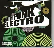 (O480) Death Punk Electro, Ichinchilla - DJ CD
