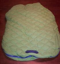 JJ Cole Collections URBAN BUNDLE ME CAR SEAT COVER BLANKET IN LIME GREEN SPROUT