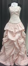 Beautiful Maggie Sottero Wedding Gown Style A574 Brittanya Sweet 16 / 15 Pink!