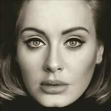25 by Adele (CD, Nov-2015, Sony Music)