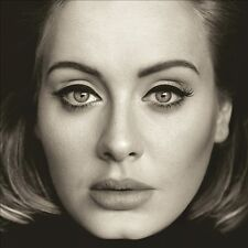 25 by Adele (CD, Nov-2015, Sony Music) Hello