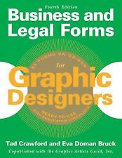 Business and Legal Forms for Graphic Designers, Fourth Edition by Eva Doman...