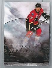 11-12 2011-12 ARTIFACTS JAROME IGINLA STAR EMERALD PARALLEL /99 150 FLAMES