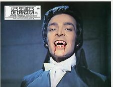 DAMIEN THOMAS TWINS OF EVIL HAMMER 1971 VINTAGE FRENCH LOBBY CARD N°1 DRACULA