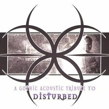 FREE US SHIP. on ANY 2 CDs! NEW CD Various Artists: Gothic Acoustic Tribute to D