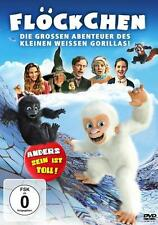 Flöckchen: Die großen Abenteuer des kleinen weißen Gorillas (DVD 2014) Neuwertig