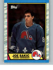 1989-90 Topps #113 Joe Sakic RC - NM-MT, *SEWALL*
