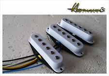 Deluxe Drive Single Coil Pickup Set, High Output Alnico V PU´s handgewickelt TOP