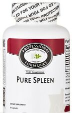 PURE SPLEEN GLANDULAR RAW BEST NEW ZEALAND GLANDULARS SUPPLEMENTS TISSUE VITAMIN