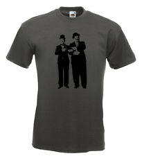 Laurel and Hardy T Shirt Ben Turpin James Finlayson Marx Brothers Keystone Cops