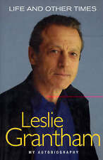 Life and Other Times: My Autobiography by Leslie Grantham (Hardback, 2006)