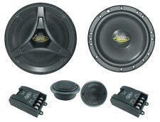 6.5-Inch 200 Watt 2-Way Coaxial Speaker Component System Kit