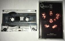 Queen II [Bonus Tracks] by Queen (Cassette, Oct-1991, Hollywood) Cassette Tape