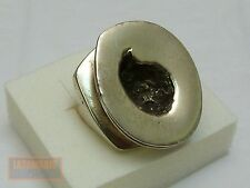 RING SILBER 925 FINNLAND LAPPONIA DESIGN POUL HAVGAARD  MODERNIST STERLING 1972