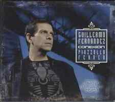 "New! GUILLERMO FERNANDEZ ""Conexion"" (CD 2003) Piazzolla/Ferrer ***SEALED***"