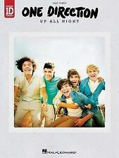 One Direction: Up All Night (Easy Piano) by Hal Leonard Corporation...