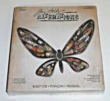 Sizzix TIM HOLTZ Alterations FANCIFUL FLIGHT Butterfly Bigz Die  Big Shot & More