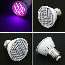 E27 60LED 6W Grow Light for Plant Lamp Hydroponics Greenhouse Red&Blue