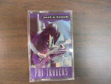 "NEW SEALED ""Pat Travers"" Just a touch   Cassette Tape (G)"