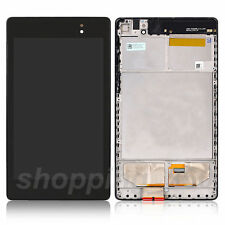 NEW For For Asus Google Nexus 7 2nd 2013 LCD Screen Digitizer Touch + Frame wifi