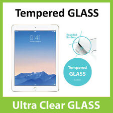 Apple iPad Air 2 Screen Protector Tempered Glass CRYSTAL CLEAR