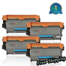4 Pack New Compatible TN450 TN420 Toner Cartridge for Brother MFC-7860DW Printer