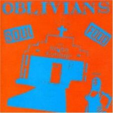 Oblivians-Soul Food CD 15 tracks alternativa rock Merce Nuova