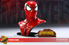 SIDESHOW EXCLUSIVE SIGNED By STAN Lee SPIDER-MAN Legendary Scale Bust STATUE