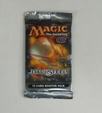 MTG DARKSTEEL 2 BOOSTER PACKS FREE SHIP(SWORD OF  FIRE AND ICE, AETHER VIAL)