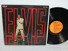 ELVIS PRESLEY Elvis NBC-TV Special Germany Import Pressing LP RCA LPM 4088 MONO