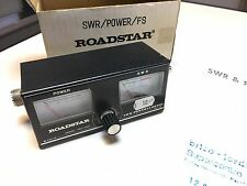Cb Citizen Band Swr / Power / Fs Meter RoadStar Rm-700 never used Nos