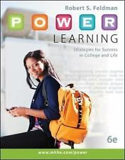 P.O.W.E.R. Learning: Strategies for Success in College and Life by Feldman