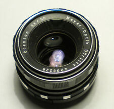Meyer Optik Gorlitz Oreston 50mm F1.8 M42 Prime Lens