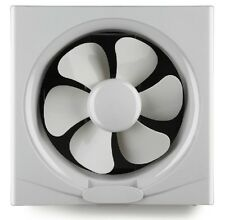 * New White Silence Square Shape Kitchen Bathroom Wall Exhaust Extraction Fan.