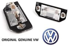 NEW ORIGINAL GENUINE VW VOLKSWAGEN PASSAT B5 96-00 LICENSE PLATE LIGHT 3B0943021
