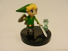 Link - The Legend of Zelda Phantom Hourglass - TOMY Gacha Buildable Figure