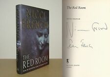 Nicci French - The Red Room - Signed - 1st/1st