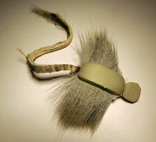 Morrish Mouse River Rat - Grey  #2 -  Trout Steelhead Bass Flies
