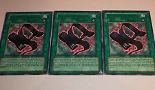 3X Legendary Black Belt TLM-EN045  Yugioh Yu Gi Oh! Foil Holo Rare