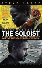 Acc, The Soloist (Movie Tie-In): A Lost Dream, an Unlikely Friendship, and the R