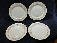 "Homer Laughlin Eggshell Nautilus Ferndale Dinner Plate 9 7/8""  - FOUR  NICE!"